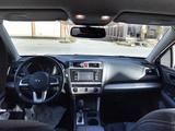 Subaru Outback 2016 года за 9 500 000 тг. в Атырау – фото 3