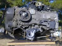 Двигатель на Toyota Allex за 101 010 тг. в Алматы