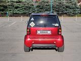 Smart ForTwo 2001 года за 1 850 000 тг. в Алматы – фото 5