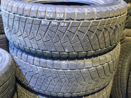 Резина зимняя 275/65 r17, 1 колесо Bridgestone за 25 000 тг. в Алматы
