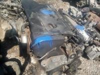 Двигатель 1.8 турбо бензин AGU, ARX, AUM VAG Bora, Jetta… за 250 000 тг. в Шымкент