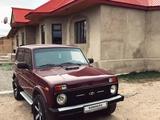 ВАЗ (Lada) 2121 Нива 2003 года за 1 300 000 тг. в Тараз