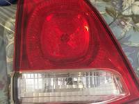 Фонарь левый на двери (внутренний треугольник) от Toyota Land Cruiser… за 12 000 тг. в Уральск