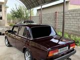 ВАЗ (Lada) 2107 2009 года за 950 000 тг. в Шымкент – фото 5