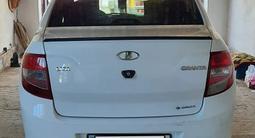 ВАЗ (Lada) 2190 (седан) 2017 года за 2 600 000 тг. в Актау – фото 2