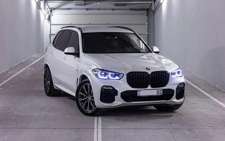 BMW X5 2020 года за 40 000 000 тг. в Алматы