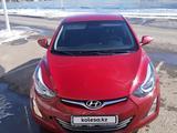 Hyundai Elantra 2014 года за 5 500 000 тг. в Нур-Султан (Астана)