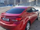 Hyundai Elantra 2014 года за 5 500 000 тг. в Нур-Султан (Астана) – фото 5