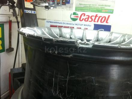 Восстановления авто дисков в Алматы – фото 148