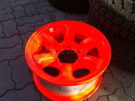 Восстановления авто дисков в Алматы – фото 157
