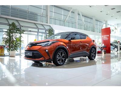 Toyota C-HR Hot 2021 года за 16 060 000 тг. в Алматы