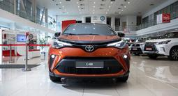 Toyota C-HR Hot 2021 года за 16 210 000 тг. в Алматы – фото 4