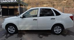 ВАЗ (Lada) Granta 2190 (седан) 2014 года за 2 150 000 тг. в Алматы – фото 2