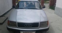 Audi 100 1991 года за 1 800 000 тг. в Талдыкорган – фото 2