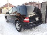 Mercedes-Benz ML 350 2003 года за 3 700 000 тг. в Алматы – фото 4