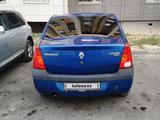Renault Logan 2006 года за 950 000 тг. в Шымкент – фото 4