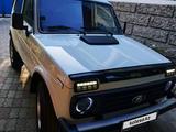 ВАЗ (Lada) 2121 Нива 1999 года за 1 800 000 тг. в Талгар – фото 3
