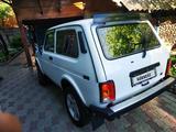 ВАЗ (Lada) 2121 Нива 1999 года за 1 800 000 тг. в Талгар – фото 4