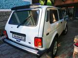 ВАЗ (Lada) 2121 Нива 1999 года за 1 800 000 тг. в Талгар – фото 5