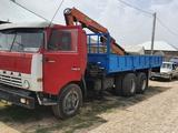 КамАЗ  Манипулятор 1987 года за 7 000 000 тг. в Шымкент