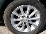 Титановые диски и резина от Тойота камри50 за 160 000 тг. в Тараз – фото 2