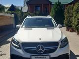 Mercedes-Benz GLE 400 2018 года за 23 500 000 тг. в Алматы – фото 2