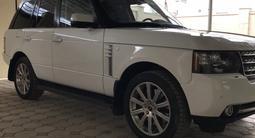 Land Rover Range Rover 2012 года за 12 300 000 тг. в Тараз – фото 2