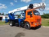 КамАЗ  ВИПО-32 (КАМАЗ 43253) 2021 года в Петропавловск – фото 3