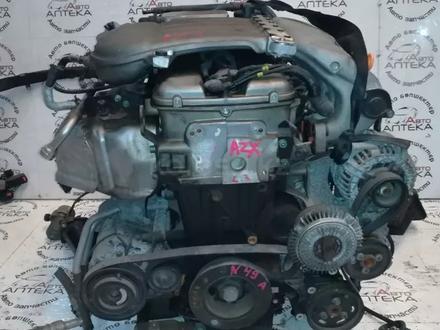 Двигатель AZX Passat b5 (Объем 2.3) Японец за 200 000 тг. в Костанай – фото 2