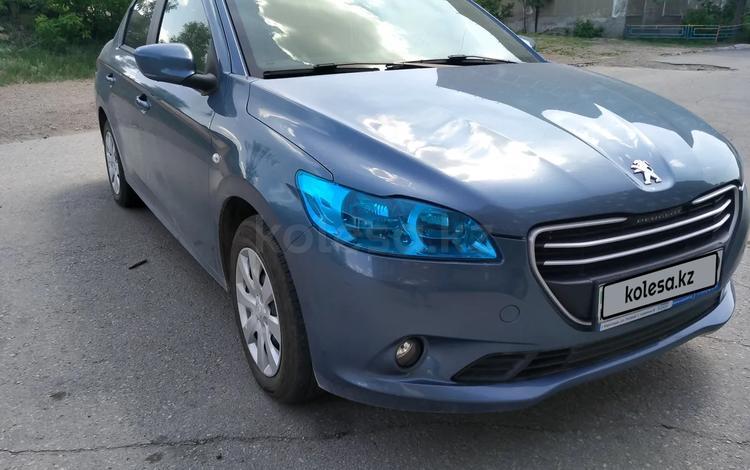 Peugeot 301 2015 года за 3 400 000 тг. в Темиртау