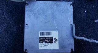 Компьютер блок управления двигателем Toyota Camry 2.2 5S 5S-FE 89666-06120 за 20 000 тг. в Семей