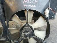 Диффузор вентилятор кондиционера Toyota Avalon за 5 000 тг. в Алматы
