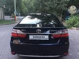 Toyota Camry 2016 года за 9 300 000 тг. в Алматы – фото 4