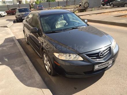 Mazda 6 2005 года за 2 550 000 тг. в Нур-Султан (Астана) – фото 6