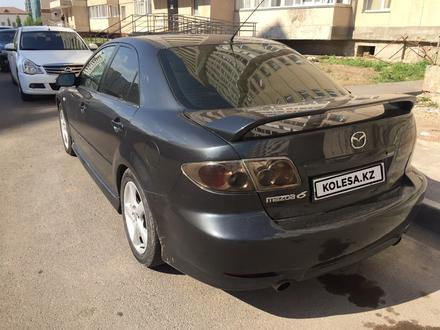 Mazda 6 2005 года за 2 550 000 тг. в Нур-Султан (Астана) – фото 8