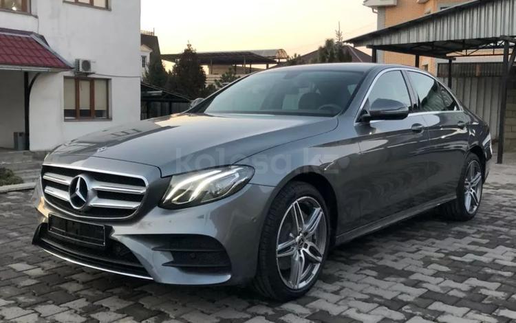 Mercedes-Benz E 200 2019 года за 23 600 000 тг. в Алматы