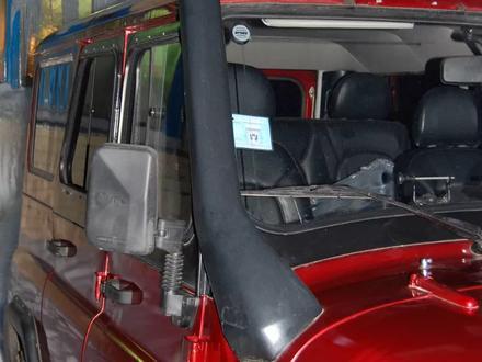 Уаз Hunter Хантер шноркель — ridepro 4x4 за 18 000 тг. в Алматы