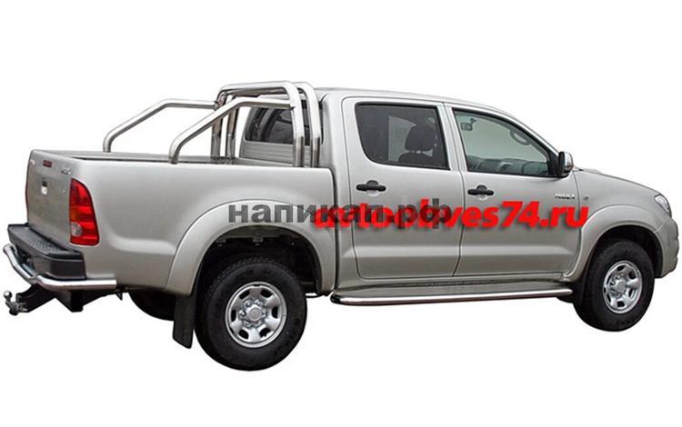 Дуги на Toyota Hilux Vigo за 180 000 тг. в Алматы