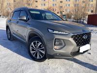 Hyundai Santa Fe 2019 года за 14 700 000 тг. в Караганда