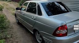 ВАЗ (Lada) Priora 2170 (седан) 2010 года за 1 700 000 тг. в Костанай – фото 5