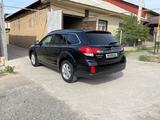 Subaru Outback 2013 года за 8 200 000 тг. в Шымкент – фото 2