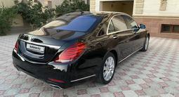 Mercedes-Benz S 500 2014 года за 26 000 000 тг. в Актау – фото 5