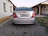 Chevrolet Aveo 2013 года за 2 900 000 тг. в Шымкент – фото 2