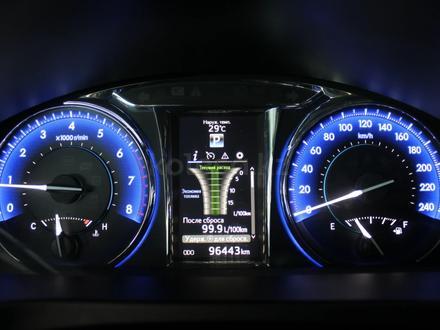 Toyota Camry 2015 года за 10 306 390 тг. в Шымкент – фото 13