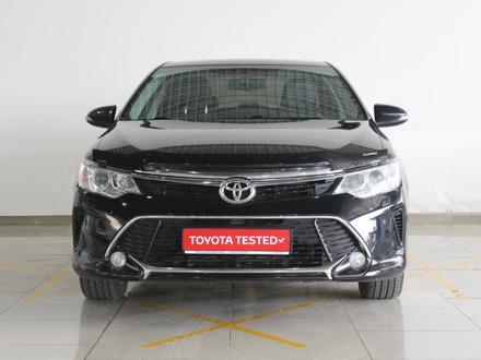 Toyota Camry 2015 года за 10 306 390 тг. в Шымкент – фото 5