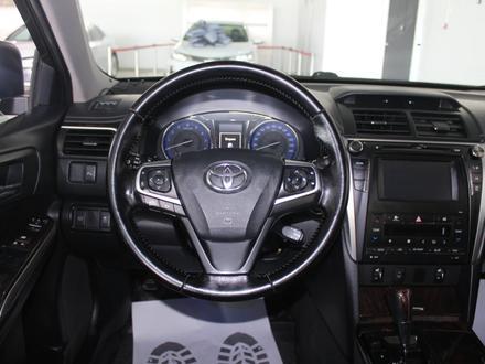 Toyota Camry 2015 года за 10 306 390 тг. в Шымкент – фото 9