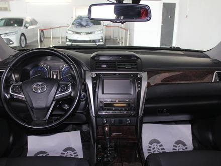Toyota Camry 2015 года за 10 306 390 тг. в Шымкент – фото 10