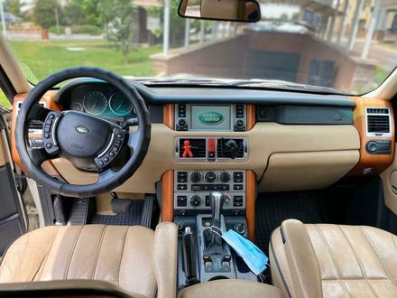 Land Rover Range Rover 2006 года за 4 500 000 тг. в Алматы – фото 2