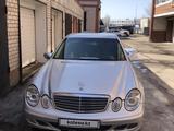 Mercedes-Benz E 270 2003 года за 3 000 000 тг. в Уральск – фото 3