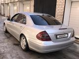 Mercedes-Benz E 270 2003 года за 3 000 000 тг. в Уральск – фото 4